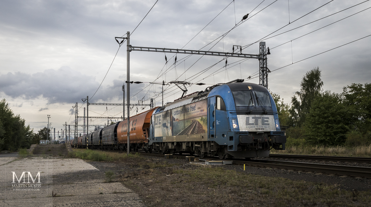 Siemens Vectron 1216 910 LTE Logistik und Transport.