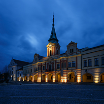 Hluboka nad Vltavou castle. Professional photography of exteriors – buildings, monuments, etc. Martin Mojzis.